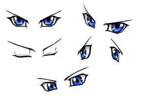 The Eyes by Ycajal