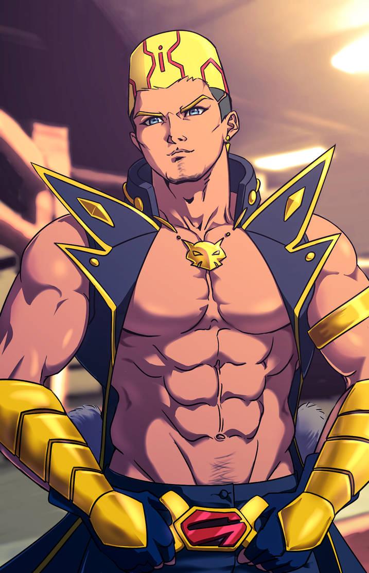 Go Onizuka :D by Ycajal