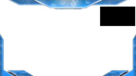 HighTek BLU - Twitch Overlay by ampix0