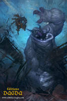 Morrigan - Ugly_Troll by Hamsterfly