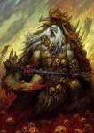 Gladiator by Hamsterfly