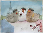 3 french hens by doxycide