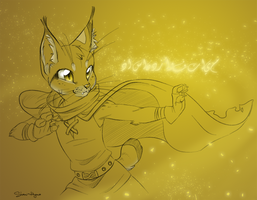 The Sands of Time by shani-hyena