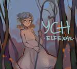 [close] YCH Auction: #61 by elfexar