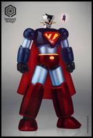 Super Mazinger Z by Benares78