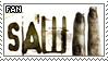 Saw II Fan Stamp by EvanChasse