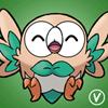 [Free Avatar] Rowlet by InukoPuppy