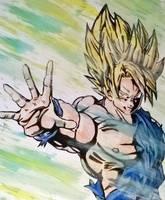 Goku by Kiz223