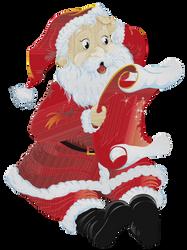 Santa-bulto-convulsionado by Creaciones-Jean