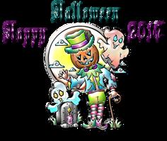 Happy-halloween-2017-02 by Creaciones-Jean