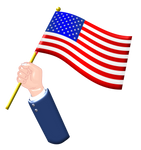 Bandera-Estados-Unidos-de-Norteamerica-04 by Creaciones-Jean