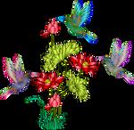 Aves-32-colores-degradados by Creaciones-Jean