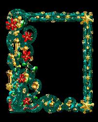 Marco-decorativo-navidad-2018-colores-degradados-f by Creaciones-Jean