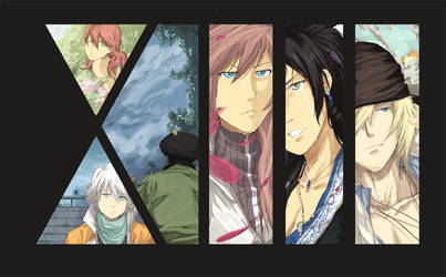 Final Fantasy XIII by MrLipschutz