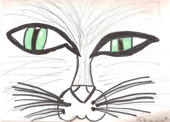 Kitty Face by Netaya