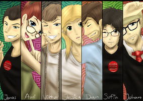 GHS teachers by Joki-Art