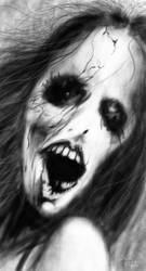 Scary Stories to Tell in the Dark bad hair  day by DougSQ