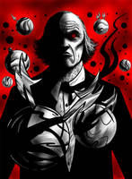 Phantasm Tall Man by DougSQ