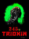 The Return of the Living Dead Tarman Scream by DougSQ