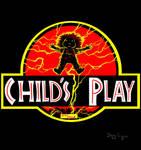 Chucky Jurassic Park Lightning by DougSQ