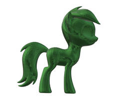 3d Mlp Sample Of Mine for em3rald9 to do the rest by SonicJoe731
