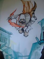 Ezio Auditore by Hexzen13