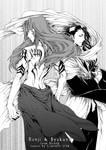 Renji VS Byakuya by LemonPo