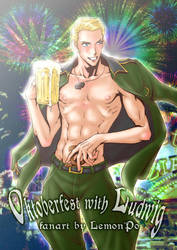 Oktoberfest with Ludwig by LemonPo