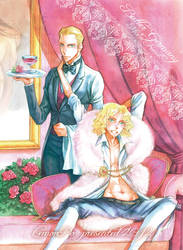 Butler Germany Mix'n French by LemonPo