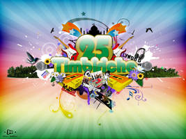 Timbiriche Reloaded 1024x768 by Diamont