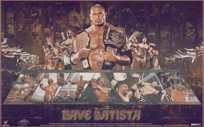 Dave Batista 2002 - 2010 ~ HD Wallpaper by MhMd-Batista
