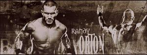 Randy Orton ~ sig by MhMd-Batista