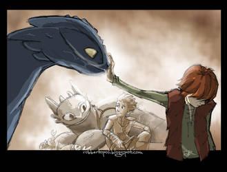 Dragon Trainer by Robbertopoli