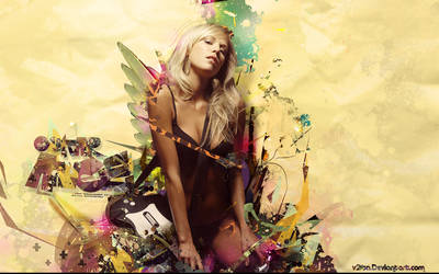 Guitar Angel - Final by v21ta