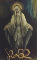 Holy Virgin by Turonie