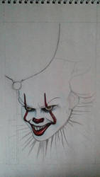 Pennywise by ToxxCat