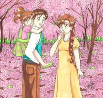 Kino Family by SailorMiha