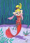 Princesse Arista by SailorMiha