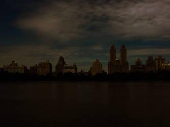 NYC Skyline by QualcNerd19