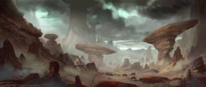Desert Environment by 2wenty