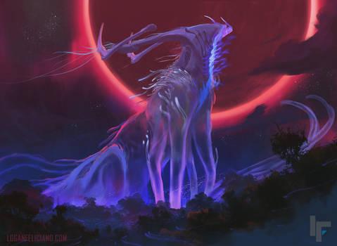 Ry'lcanisubyth, the Soul Hound by 2wenty