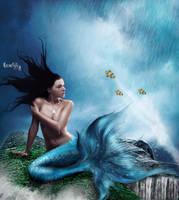 Hope Mermaid by CreartisteA