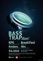 Bass Trap Live 4 by rawenien