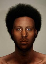 Self Portrait by oilcorner