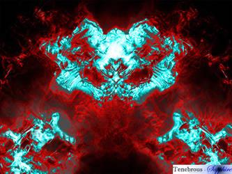 Crimson Intertwining by Tenebrous-Sapphire