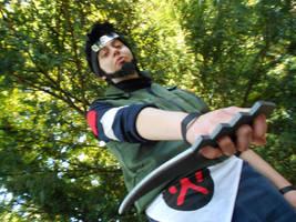 Naruto Shippuuden - Asuma - Ready to fight? by Mada-Chan2009