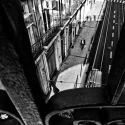 between the light by cameraflou