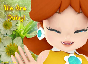 MMD we are Daisy! by Mischievous-Princess