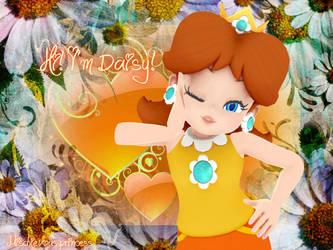mmd Hi! I'm Daisy! by Mischievous-Princess