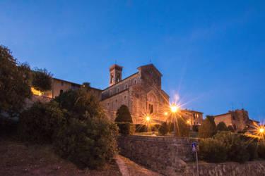 S. Bartolomeo's church by fedewolf